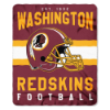 NFL Washington Redskins 50x60 Fleece Throw Blanket