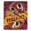 NFL Washington Redskins 50x60 Raschel Throw