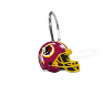 NFL Washington Redskins Shower Curtain Rings