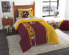 NFL Washington Redskins TWIN Size Bed In A Bag