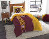 NFL Washington Redskins Twin Comforter with Sham