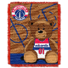 NBA Washington Wizards Baby Blanket