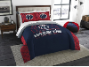 NBA Washington Wizards QUEEN Comforter and 2 Shams