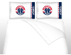 NBA Washington Wizards Micro Fiber Bed Sheets