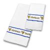 NCAA West Virginia Mountaineers Bath Towel Set