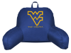 NCAA West Virginia Mountaineers Bed Rest Pillow