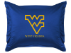 NCAA West Virginia Mountaineers Pillow Sham - Locker Room Series