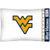 NCAA West Virginia Mountaineers Micro Fiber Pillow Cases (set of 2)