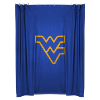 NCAA West Virginia Mountaineers Shower Curtain