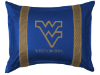 NCAA West Virginia Mountaineers Pillow Sham - Sidelines Series