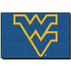 NCAA West Virginia Mountaineers 20x30 Tufted Rug