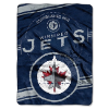 NHL Winnipeg Jets 60x80 Super Plush Throw Blanket