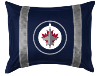 NHL Winnipeg Jets Pillow Sham - Sidelines Series