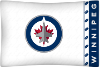 NHL Winnipeg Jets Micro Fiber Pillow Cases (set of 2)