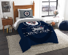 NHL Winnipeg Jets Twin Comforter Set
