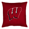 NCAA Wisconsin Badgers Pillow - Locker Room Series