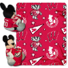 NCAA Wisconsin Badgers Disney Mickey Mouse Hugger