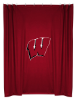 NCAA Wisconsin Badgers Shower Curtain