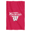 NCAA Wisconsin Badgers Sweatshirt Blanket