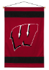 NCAA Wisconsin Badgers Wall Hanging