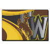 NCAA Wyoming Cowboys 40x60 Tufted Rug