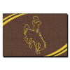 NCAA Wyoming Cowboys 20x30 Tufted Rug
