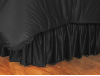 NBA Miami Heat Bed Skirt - Sidelines Series