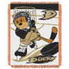 NHL Anaheim Ducks Baby Blanket