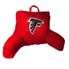 NFL Atlanta Falcons Bed Rest Pillow