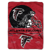 NFL Atlanta Falcons 60x80 Super Plush Throw Blanket