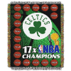 NBA Boston Celtics Commemorative 48x60 Tapestry Throw