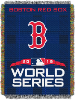 MLB Boston Red Sox 2018 American League Champs Commemorative Tapestry