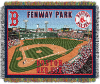 MLB Boston Red Sox Stadium 48x60 Tapestry Throw