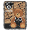 NBA Brooklyn Nets Baby Blanket