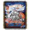 NFL Buffalo Bills Home Field Advantage 48x60 Tapestry Throw