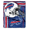 NFL Buffalo Bills 50x60 Raschel Throw