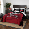 NHL Carolina Hurricanes QUEEN Comforter and 2 Shams