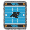 NFL Carolina Panthers Baby Blanket