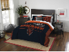 NFL Chicago Bears QUEEN Comforter and 2 Shams