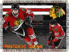 NHL Chicago Blackhawks Patrick Kane 48x60 Tapestry Throw