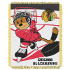 NHL Chicago Blackhawks Baby Blanket
