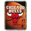 NBA Chicago Bulls Real Photo 48x60 Tapestry Throw