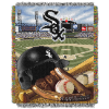 MLB Chicago White Sox Home Field Advantage 48x60 Tapestry Throw