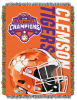 NCAA Clemson Tigers 2019 NCAA Football Champs Commemorative Tapestry