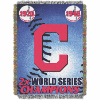 MLB Cleveland Indians Commemorative 48x60 Tapestry Throw