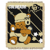 NCAA Colorado Buffaloes Baby Blanket