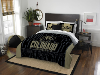 NCAA Colorado Buffaloes QUEEN Comforter and 2 Shams