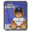MLB Colorado Rockies Baby Blanket