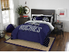 MLB Colorado Rockies QUEEN Comforter and 2 Shams