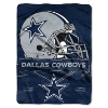 NFL Dallas Cowboys 60x80 Super Plush Throw Blanket